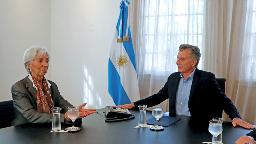 Macri y el FMI: mala puntería para la economía argentina