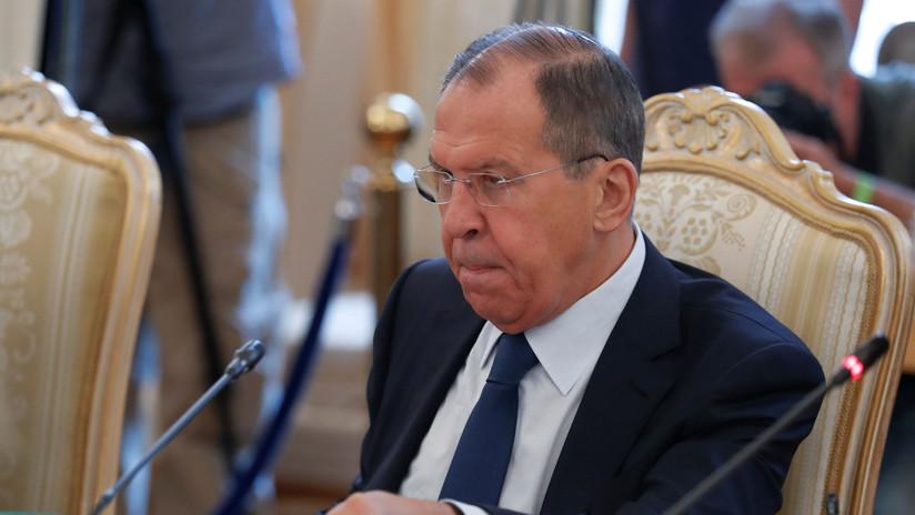 """""""Se necesitan dos para bailar el tango"""": Lavrov comenta el porvenir de las relaciones entre EE.UU. y Rusia"""