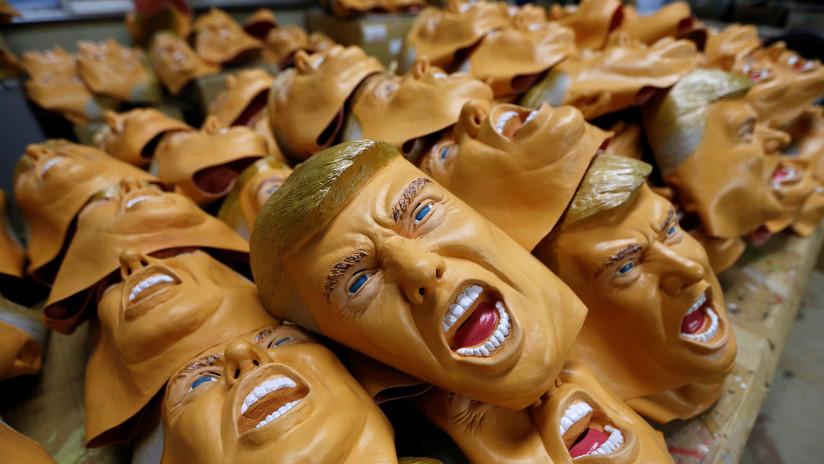 """El alcalde de Filadelfia: """"Si el propio Trump algún día tiene que regresar por donde vino, tendrá que ir al infierno"""""""