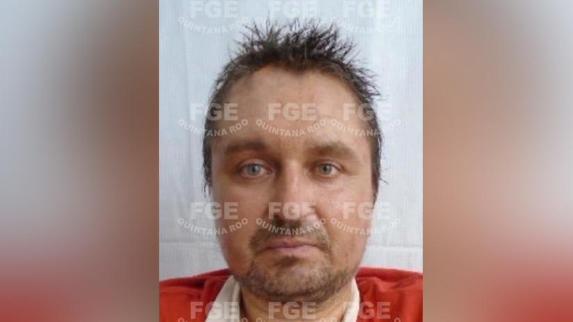 Condenan a 37,5 años de cárcel a #LordNaziRuso por homicidio en el balneario mexicano de Cancún