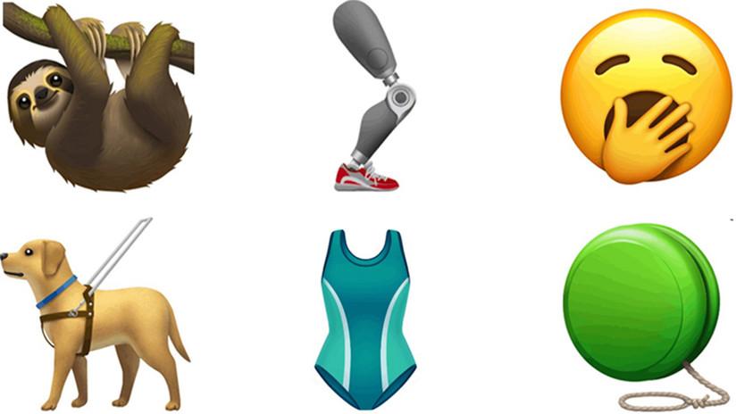 Perro guía, sillas de ruedas y brazos protésicos: Apple muestra 59 nuevos emoji que estarán disponibles a finales de año (FOTO)