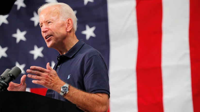 Biden reta a Trump a un duelo de flexiones tras las burlas del presidente sobre sus facultades mentales