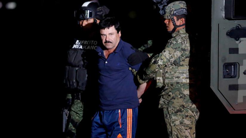 Condenan al Chapo Guzmán a cadena perpetua en EE.UU.