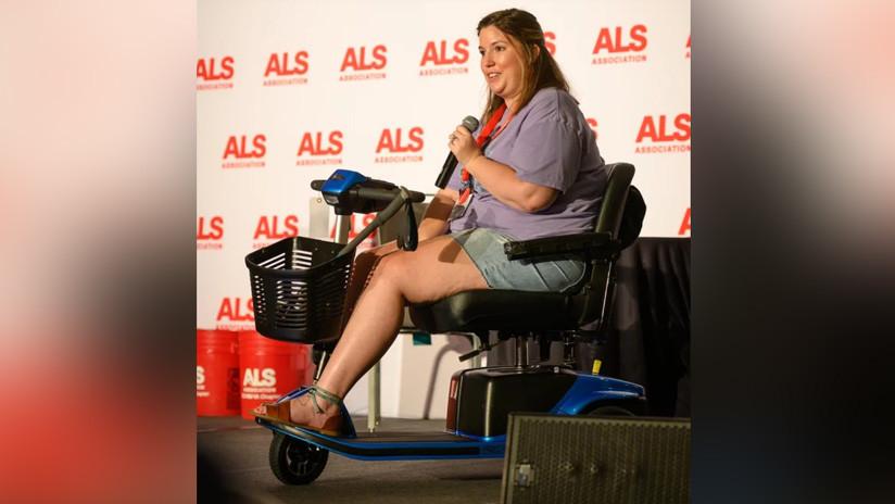 Una participante del Ice Bucket Challenge es diagnosticada con la rara enfermedad sobre la que concienciaba este popular reto viral