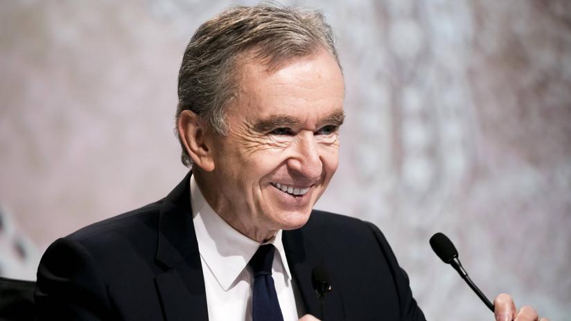 Bernard Arnault supera a Bill Gates y se convierte en la segunda persona más rica del mundo