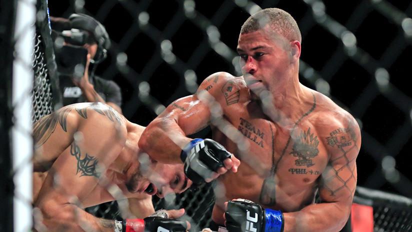 Arrestan por pornografía infantil al exluchador de la UFC Abel Trujillo