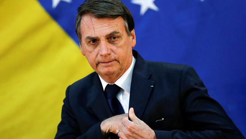 Bolsonaro anuncia la suspensión del proceso de ingreso para trangéneros en una universidad