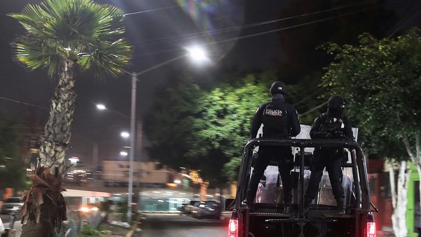 VIDEO: Un mexicano baleado maneja hasta la oficina del Gobierno de Tijuana para recibir ayuda