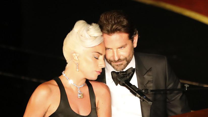 Una estampida de usuarios rusos de Instagram culpa a Lady Gaga de la separación entre Bradley Cooper e Irina Shayk