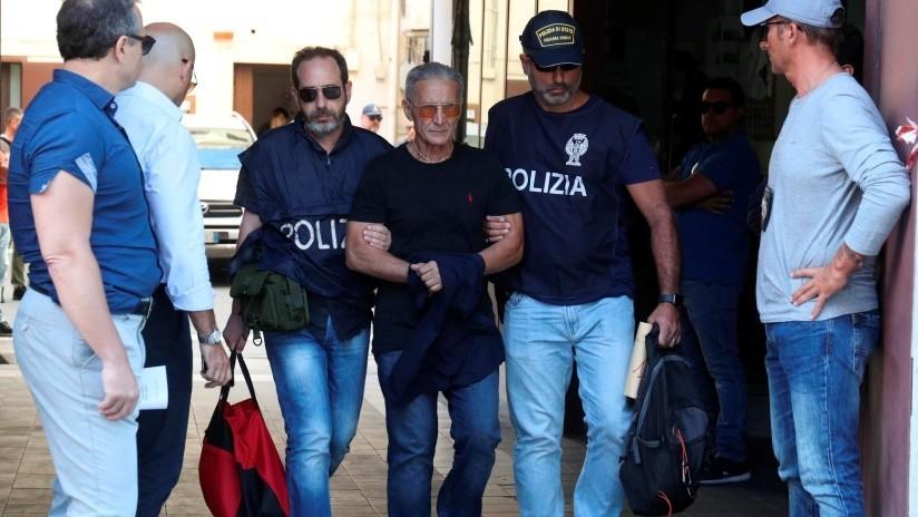 Arrestan en Italia y EE.UU. a 19 miembros de la mafia siciliana y la familia criminal Gambino