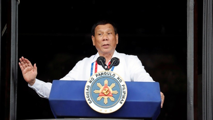 Duterte asegura que nunca se enfrentará a un tribunal internacional por su guerra contra las drogas