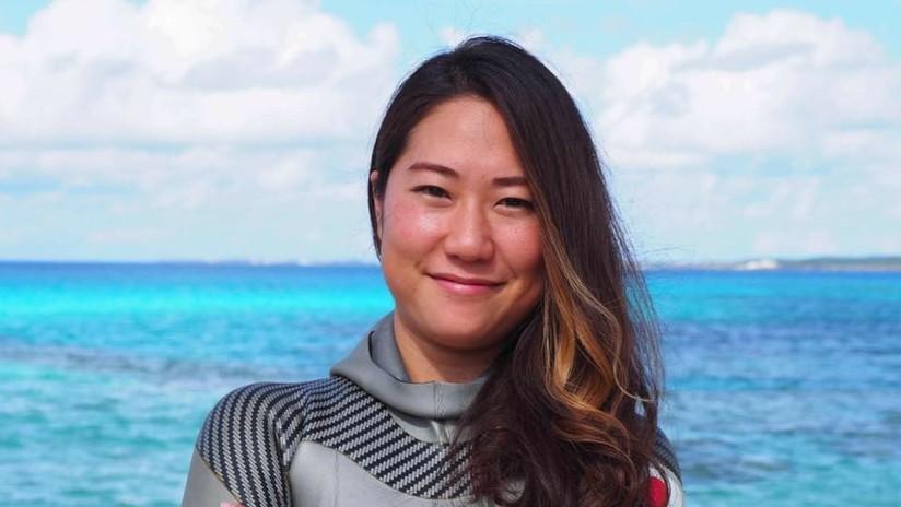 Muere la plusmarquista mundial de inmersión Sayuri Kinoshita tras caer de un edificio