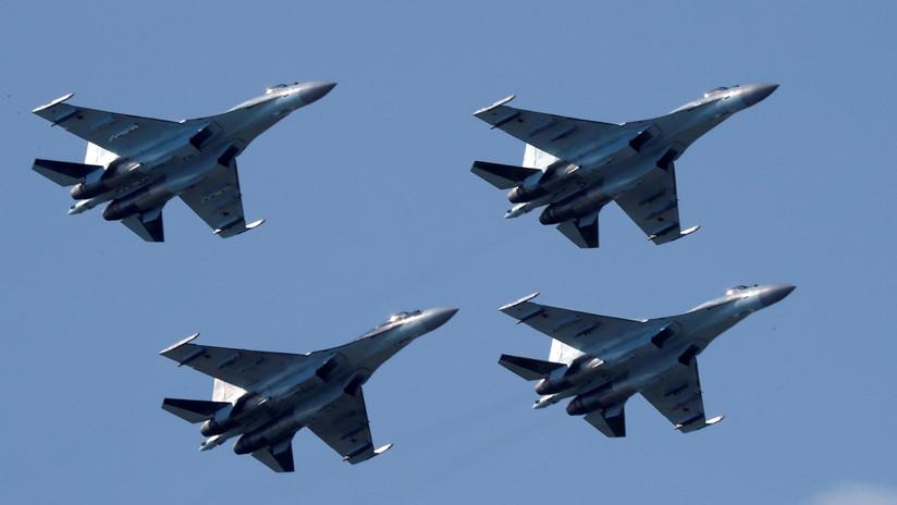 """Jefe de la estatal Rostec: """"Rusia está lista para entregar los aviones de combate Su-35 a Turquía si Ankara expresa ese deseo"""""""