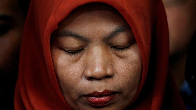 El presidente de Indonesia pide indultar a una mujer condenada a prisión por documentar el acoso sexual de su jefe