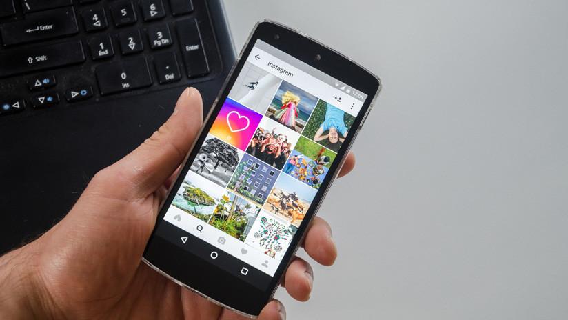 Se registra una caída de Instagram en varios países del mundo