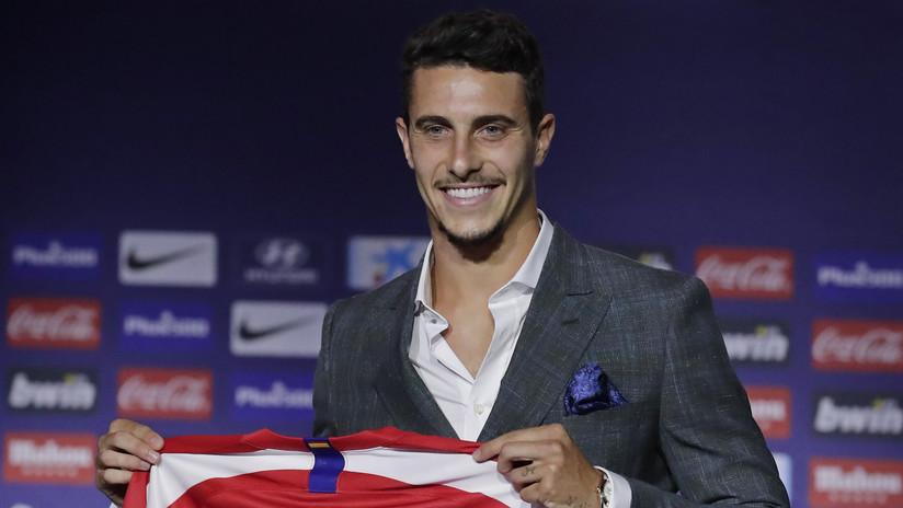 El Atlético de Madrid ficha al internacional español Mario Hermoso