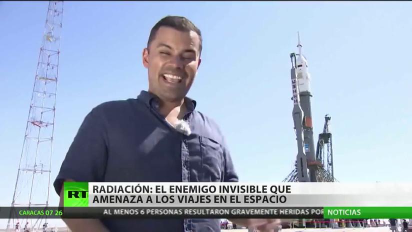 Radiación cósmica: El enemigo invisible que amenaza los viajes tripulados en el espacio