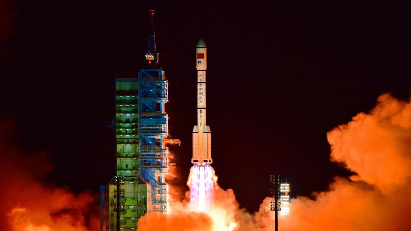 El laboratorio espacial chino Tiangong-2 caerá a la Tierra este viernes