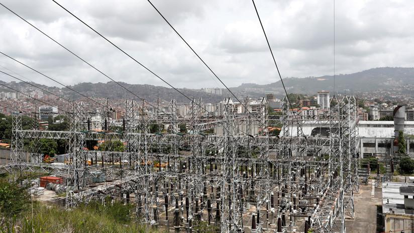 Parte de Caracas se queda sin luz por una falla en una subestación eléctrica