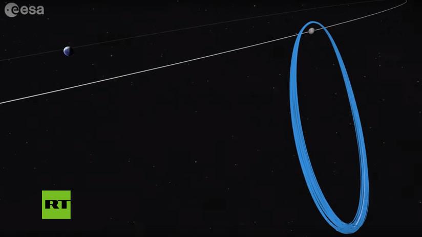 VIDEO: Así será la órbita de la primera estación lunar, que le permitiría servir de puente para llegar a otros planetas
