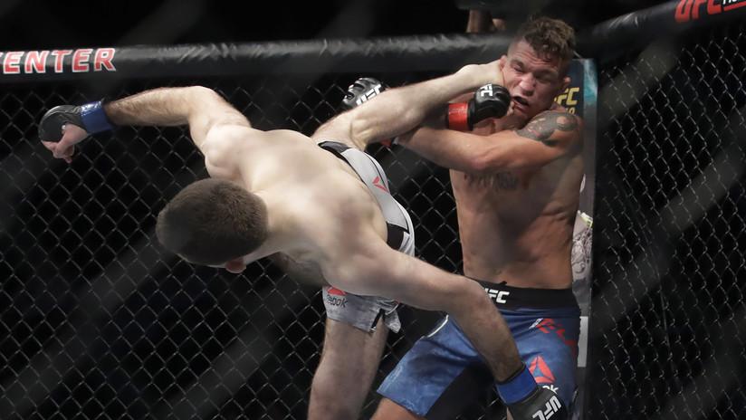'¿Qué hago aquí?': La reacción de un luchador de MMA luego de cada victoria se vuelve viral en la Red (VIDEO)