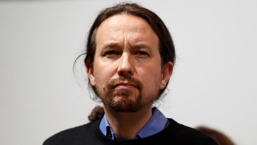Pablo Iglesias se aparta para facilitar un gobierno de coalición de Podemos con el PSOE