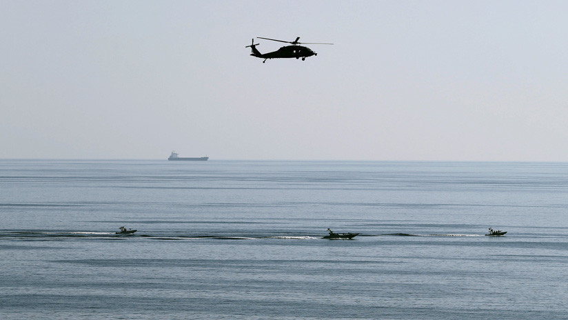 Un segundo petrolero en el golfo Pérsico cambia su curso y se dirige a Irán