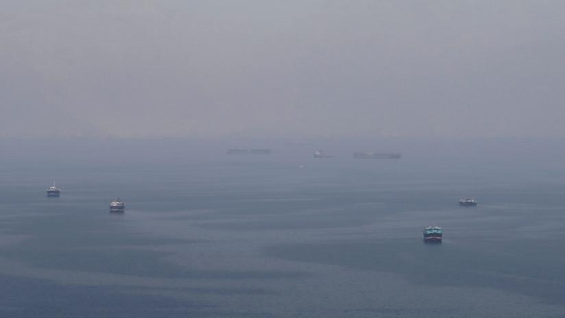Captura Irán un petrolero con bandera británica, en el estrecho de Ormuz