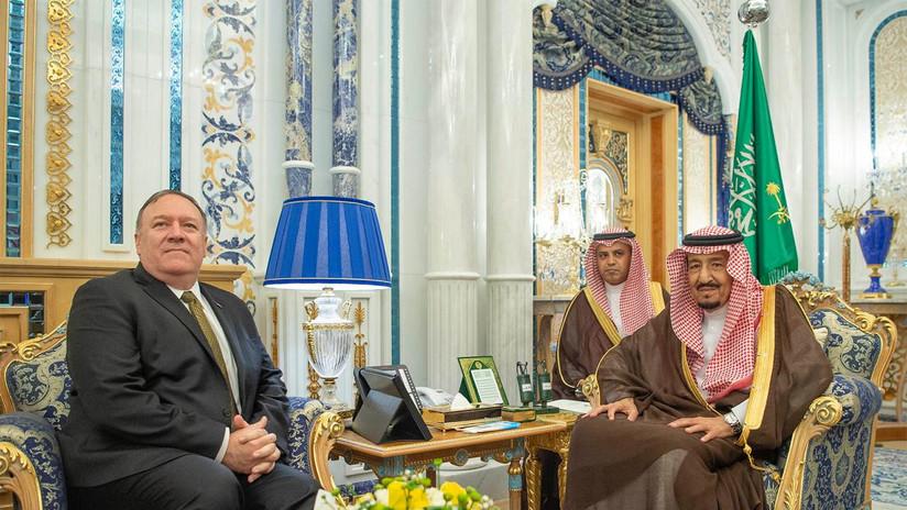 Arabia Saudita acogerá a tropas estadounidenses en su territorio