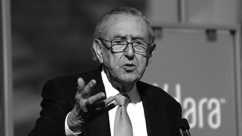 Muere a los 92 años el arquitecto argentino César Pelli