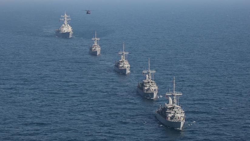 Operación Centinela: EE.UU. anuncia una coalición para proteger las rutas de navegación en Oriente Medio