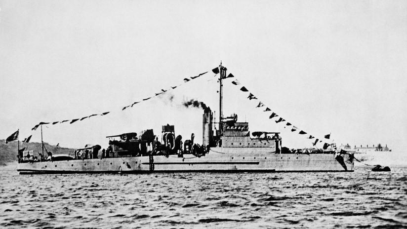 Descubren el último buque de guerra estadounidense hundido por un submarino alemán durante la Segunda Guerra Mundial