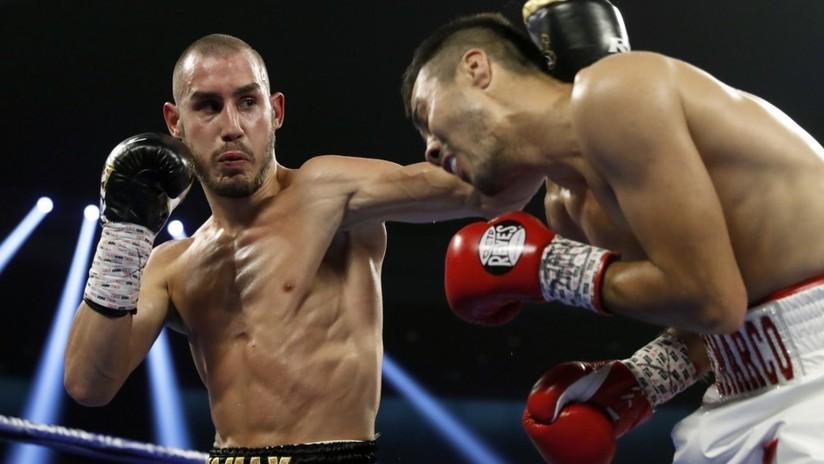 Un boxeador ruso en estado crítico y se somete a una cirugía en el cerebro tras un combate en EE.UU.
