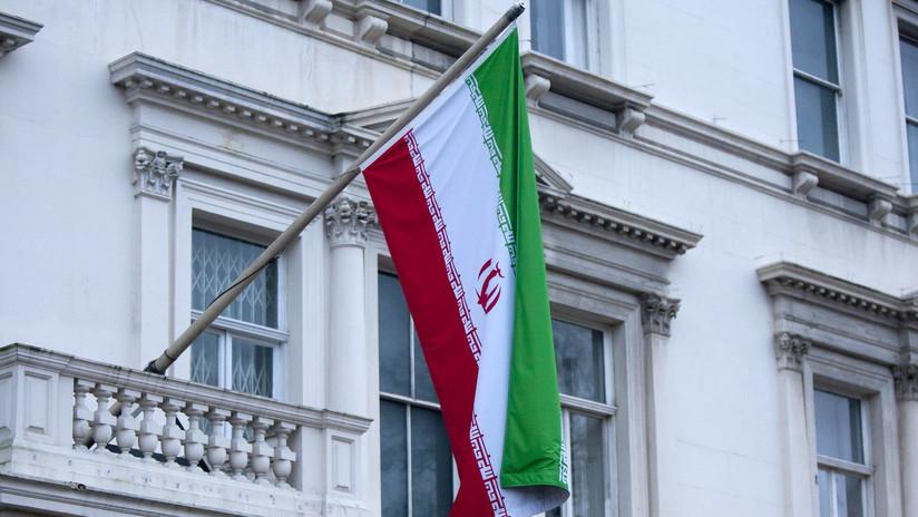 Londres convoca al encargado de negocios de Irán por el petrolero incautado