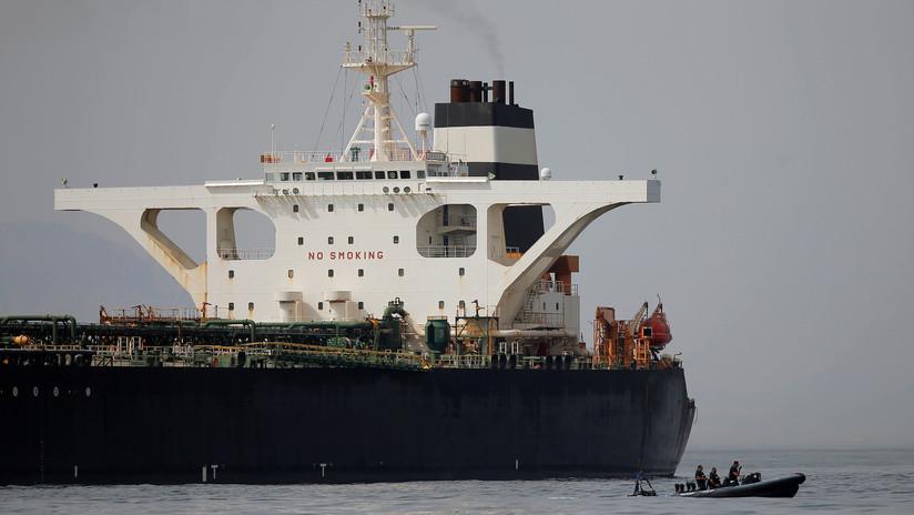 Riad permite a un petrolero regresar a Irán tras pasar dos meses en un puerto saudita