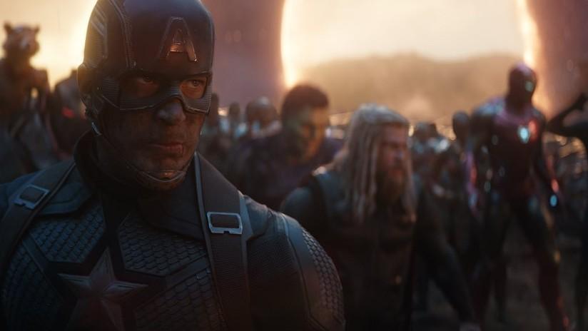 'Vengadores: Endgame' se convierte en la película más taquillera de la historia