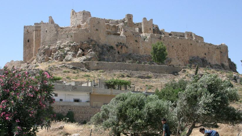 Las defensas aéreas de Siria repelen un ataque en la provincia de Hama