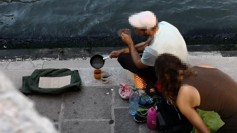 Resultado de imagen para venecia expulsan turistas