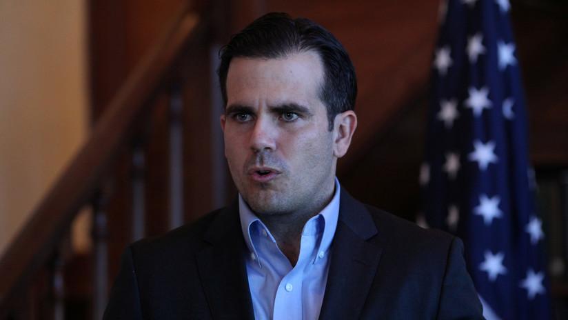 El gobernador de Puerto Rico anuncia que no buscará la reelección tras las masivas protestas en su contra