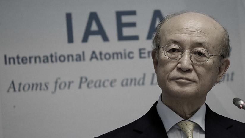 Muere Yukiya Amano, director general del Organismo Internacional de Energía Atómica