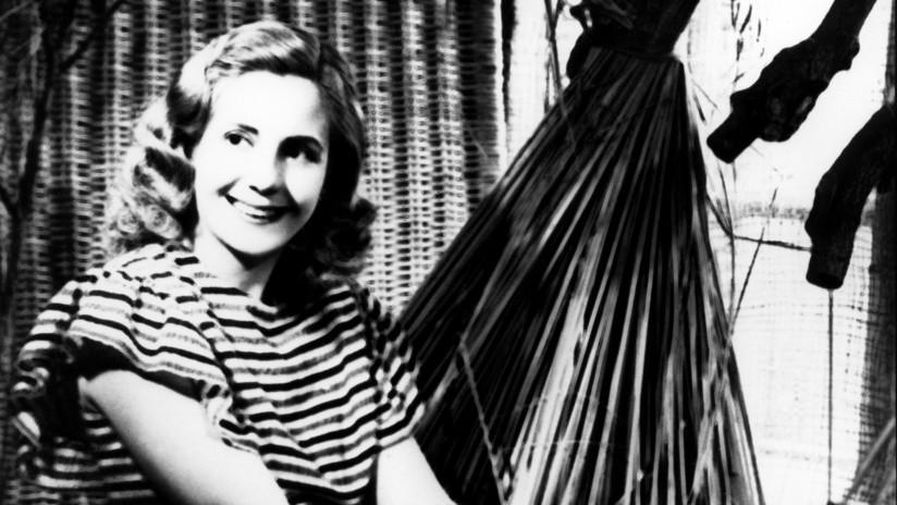 """""""Acta histórica"""": Dan a conocer el último documento oficial sobre el cuerpo de Eva Perón (FOTO)"""