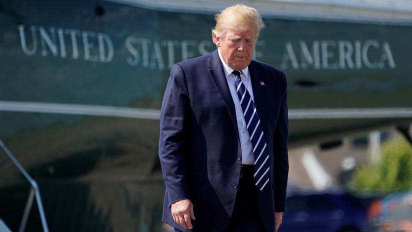 """Congresista: El informe de Mueller incluye """"pruebas sustanciales"""" de que Trump cometió """"delitos graves y menores"""""""