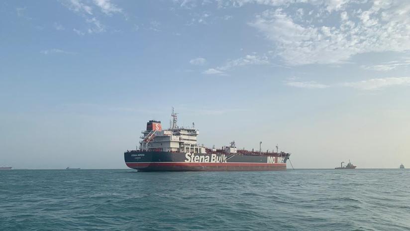 Theresa May presidirá una reunión de emergencia por la incautación del petrolero británico por Irán