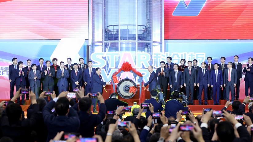 China estrena Star Market, el índice tecnológico al estilo NASDAQ de EE.UU. superando todas las espectativas