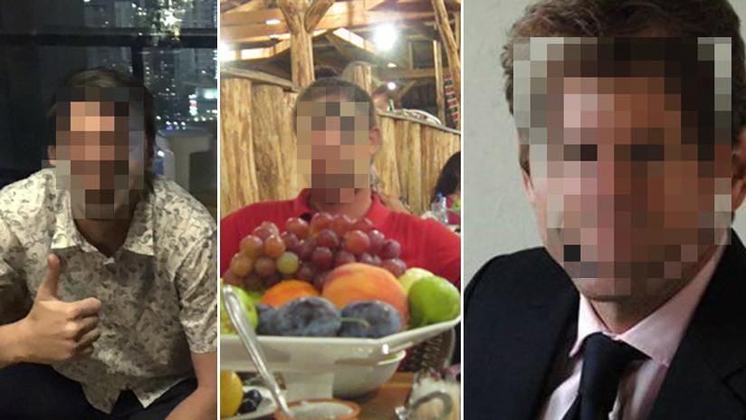 """Difunden las primeras fotos de los """"espías de la CIA"""" descubiertos y arrestados en Irán"""