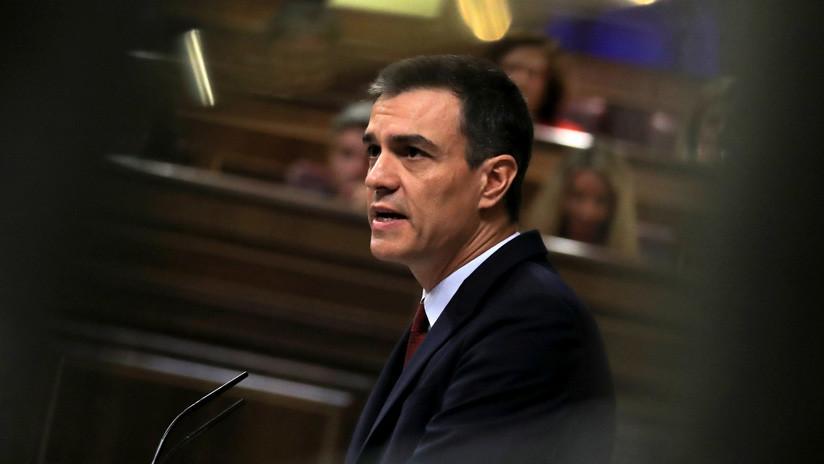 España: Sánchez propone una reforma constitucional durante su discurso de investidura