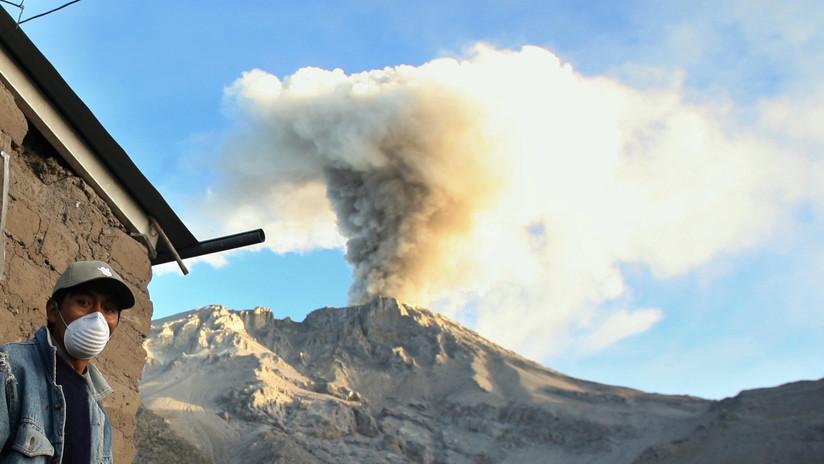 Los volcanes que no dejan dormir a América Latina