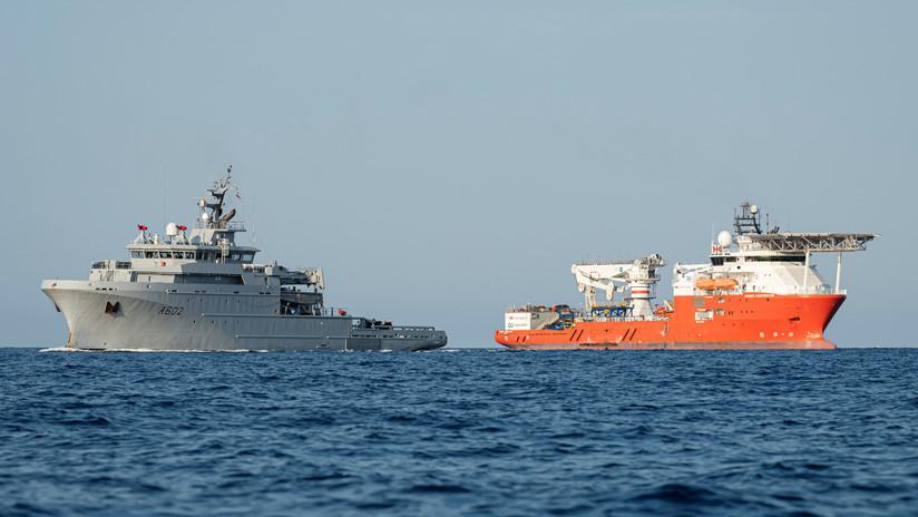Hallan con ayuda del buque que localizó al ARA San Juan argentino un submarino francés desaparecido hace 51 años