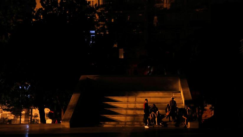 Un nuevo apagón deja a oscuras a gran parte de Venezuela