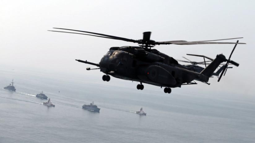 EE.UU. está construyendo una coalición para patrullar el estrecho de Ormuz